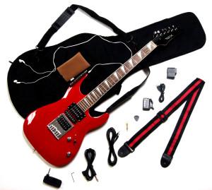 Tepoe Guitar Kit 77111